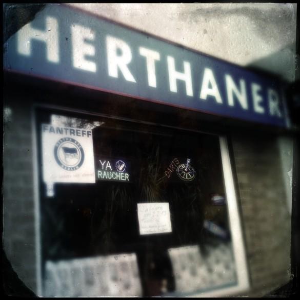 SK @ Herthaner Kneipe